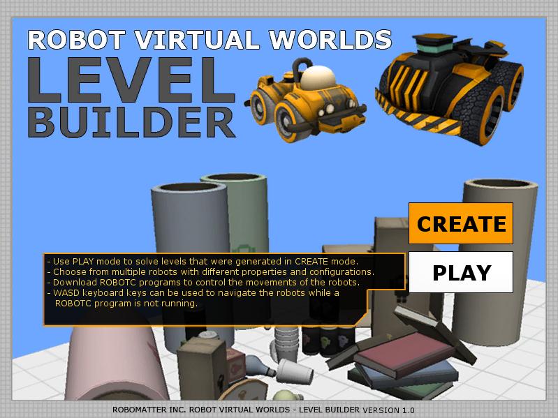 Virtual Worlds Robotsblog